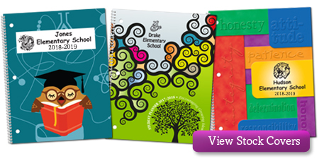 Primary Planner Covers