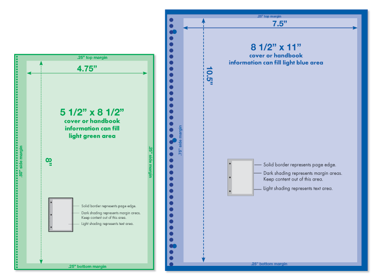 planner cover templates